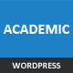 Academic - Modern Education WordPress Theme - ThemeForest Item for Sale