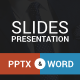 Creative Slides Presentation - PowerPoint and Word template - GraphicRiver Item for Sale