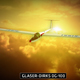 Glider Sailplane Glaser DG-100 low poly - 3DOcean Item for Sale