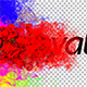 Colorful Text/Logo Opener/Transition - VideoHive Item for Sale