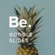 Be. Google Slides Presentation - GraphicRiver Item for Sale