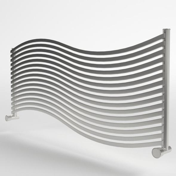 Towel Radiator 3 - 3DOcean Item for Sale
