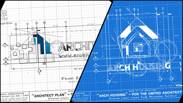 Architect logo by fxninja videohive architect logo malvernweather Gallery