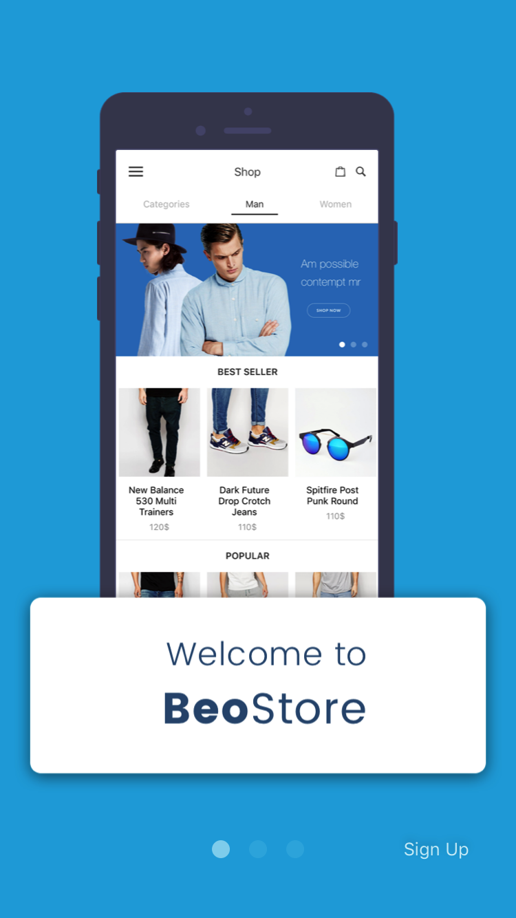 Beostore Complete Mobile Ui Template For React Native By Inspireui