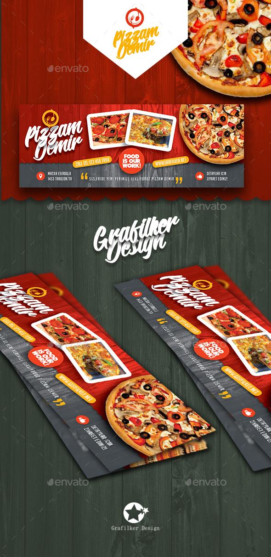 Restaurant Cover Templates - Facebook Timeline Covers Social Media