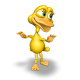 Dance Mr. Duckling - VideoHive Item for Sale