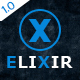 Elixir - Multi-Purpose Coming Soon Template - ThemeForest Item for Sale