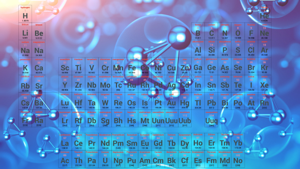 Periodic table of elements backgrounds v4 by graysolid videohive play preview video urtaz Choice Image
