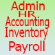 ERP System With HR ADMIN Management and Accounting Software