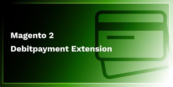 Debitpayment for Magento 2 (SEPA-Lastschrift/Bankeinzug)