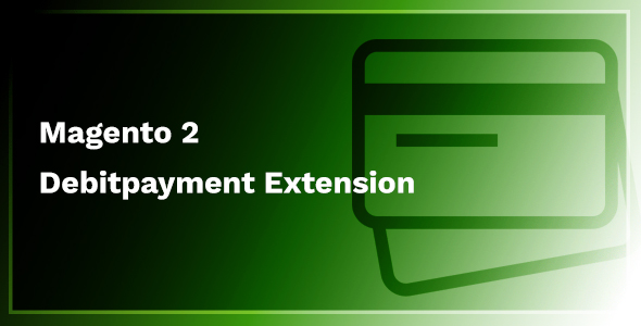 Debitpayment for Magento 2 (SEPA-Lastschrift/Bankeinzug) - CodeCanyon Item for Sale