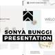 Sonya Bunggi - Simple Clean Presentation Templates