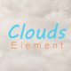 Clouds Transition 02 - VideoHive Item for Sale