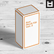 Box Mock-Ups vol. 2 - GraphicRiver Item for Sale