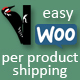 Easy WooCommerce Per Product Shipping
