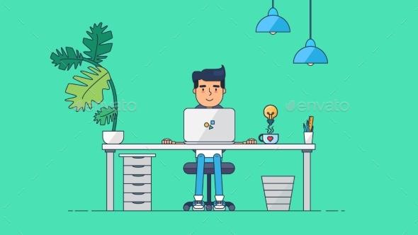 Creative Tech Workspace - Web Technology