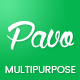 Pavo - Multipurpose Landing Page Template - ThemeForest Item for Sale