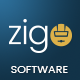 Zigo - Software Landing Page Template Nulled