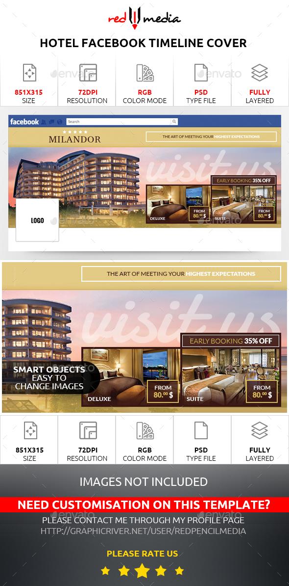 Hotel Facebook Timeline Cover - Facebook Timeline Covers Social Media