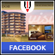 Hotel Facebook Timeline Cover - GraphicRiver Item for Sale
