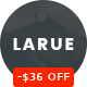 Larue - Personal Blog Nulled
