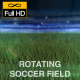 Rotating Soccer Field - VideoHive Item for Sale