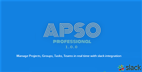 APSO Professional - CodeCanyon Item for Sale