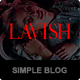 Lavish - Blog WordPress Theme - ThemeForest Item for Sale