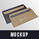 Envelope C5/6 Mockup - GraphicRiver Item for Sale