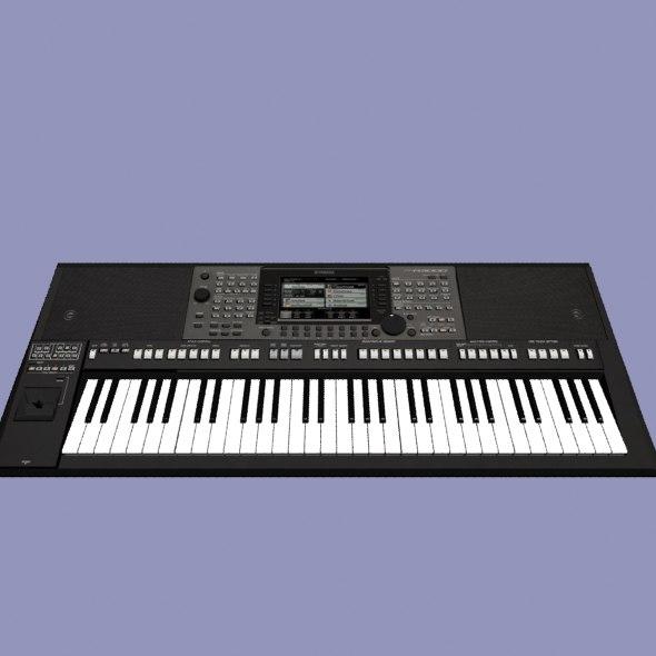 Yamaha PSR A-3000 - 3DOcean Item for Sale