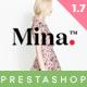 Ap Mina Responsive Prestashop Theme - ThemeForest Item for Sale