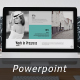 Badru Presentation Template - GraphicRiver Item for Sale