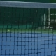 A Tennis Ball Hits the Net - VideoHive Item for Sale