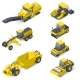 Transport for Laying and Repair of Asphalt - GraphicRiver Item for Sale