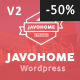 Javo Home - Real Estate WordPress Theme Nulled