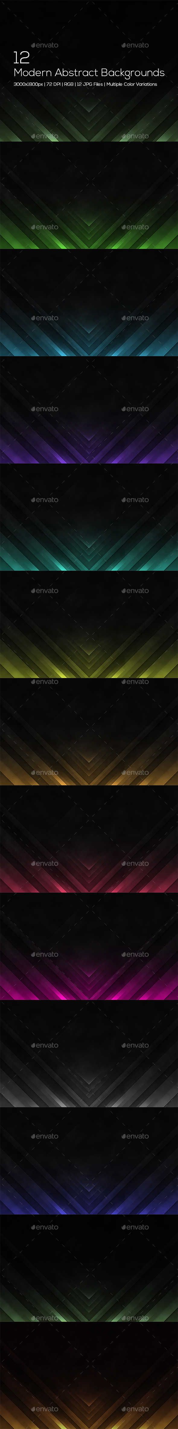 Modern Abstract Backgrounds - Abstract Backgrounds