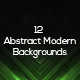 Modern Abstract Backgrounds - GraphicRiver Item for Sale