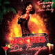 Noches De Fuego Latin Party Flyer - GraphicRiver Item for Sale