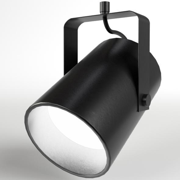 TV Studio Spot Light - 3DOcean Item for Sale