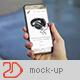 iPhone 7 Plus Mockup v1 - GraphicRiver Item for Sale