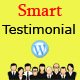 Wordpress Smart Testimonial Carousel - CodeCanyon Item for Sale