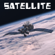 Satellite's Space Trip - VideoHive Item for Sale