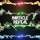Particles Reveal - VideoHive Item for Sale