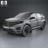 Ford edge (mk3) 2015 590 0003.  thumbnail