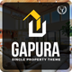 Single Property WordPress Theme - Gapura - ThemeForest Item for Sale