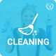 Cleaning Service Company WordPress Theme - ThemeForest Item for Sale