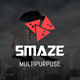 Smaze - Multipurpose Modern Theme