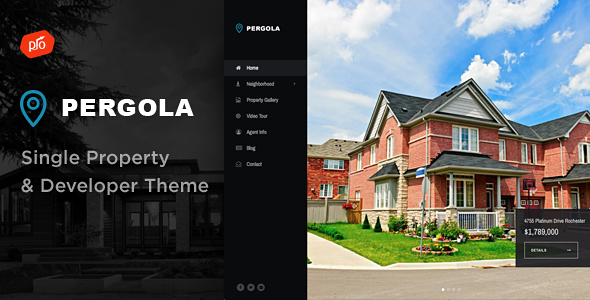 Pergola – Single Property & Developer Theme