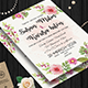 Wedding Invitation Card Flyer - GraphicRiver Item for Sale