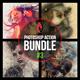 Photoshop Action Bundle 3 - GraphicRiver Item for Sale